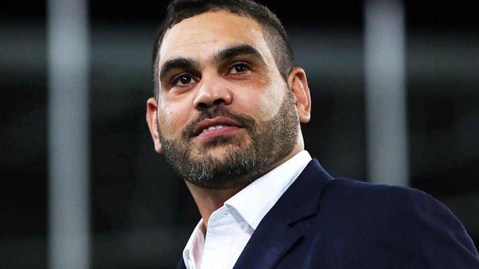 Greg Inglis. (Photo by Cameron Spencer/Getty Images)