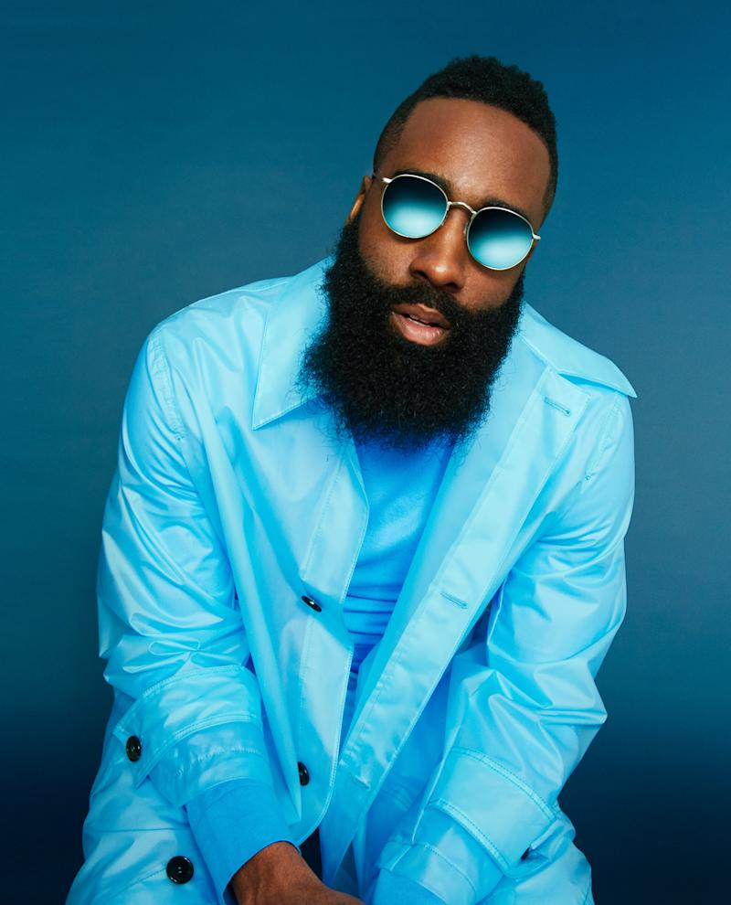 62d889a82dc2 James Harden Isn t Playing Around