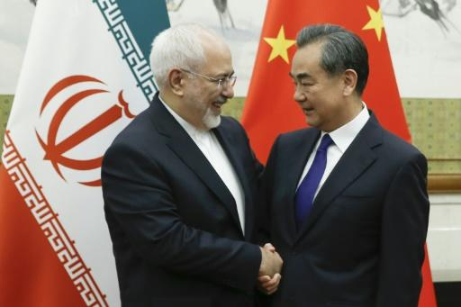 Chinese Foreign Minister Wang Yi met his Iranian counterpart Mohammad Javad Zarif earlier this week