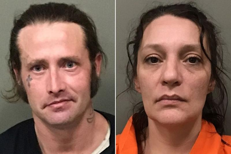 William McCloud and Angela Boswell | Wilkes County Sheriff's Office