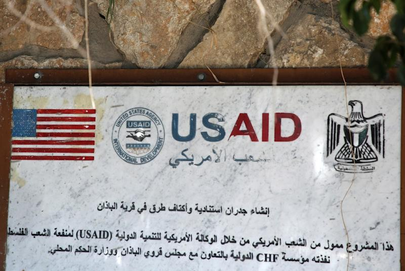 US Cuts All Aid to The UNRWA