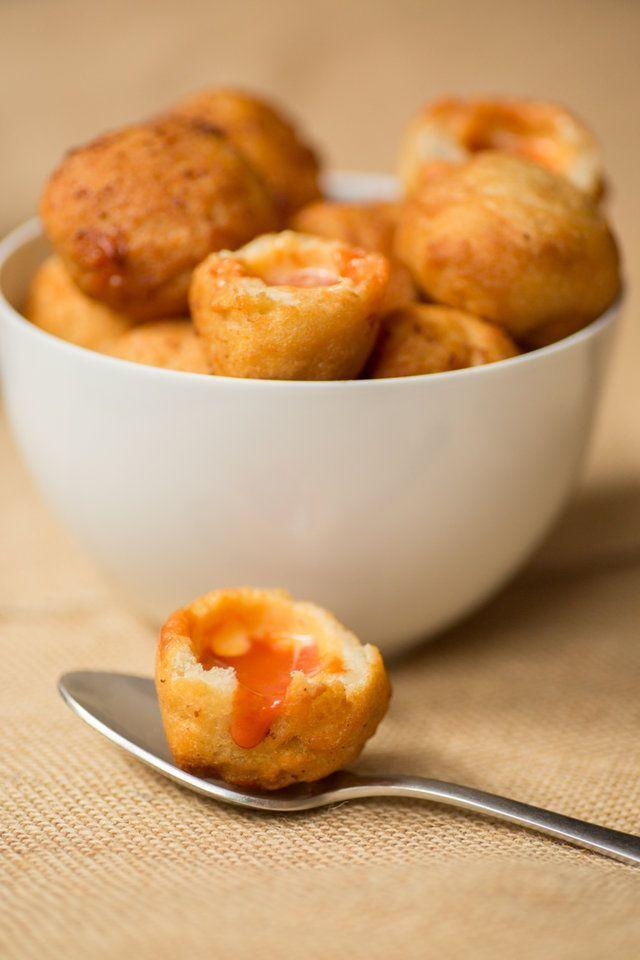 """<p>Why eat them separately when you could eat them together?</p><p>Get the recipe from <a href=""""http://www.thrillist.com/recipe/nation/grilled-cheese-tomato-soup-dumplings-thrillist-recipes"""" rel=""""nofollow noopener"""" target=""""_blank"""" data-ylk=""""slk:Thrillist"""" class=""""link rapid-noclick-resp"""">Thrillist</a>.</p>"""