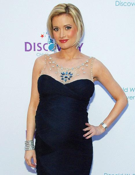 """Holly Madison Blogs About Baby Rainbow Aurora's Unique Name: """"I Want My Daughter To Be Proud of Who She Is"""""""