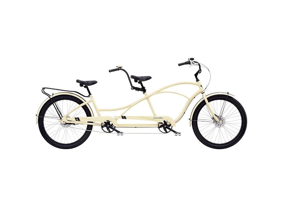 <p>Doesn't this <span>Electra Modern DLX 7i</span> ($1,360) make you smile? This is such a fun summer activity.</p>