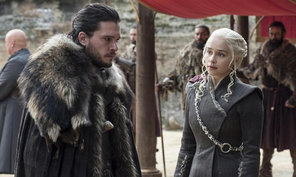 <p>All eyes are on the final season – who will live? Who will die? Who will have sex with whom? Meanwhile, <i>Thrones</i> won't strictly disappear, as HBO expand George RR Martin's world into various prequels and spin-offs.<br>Photo: Sky </p>