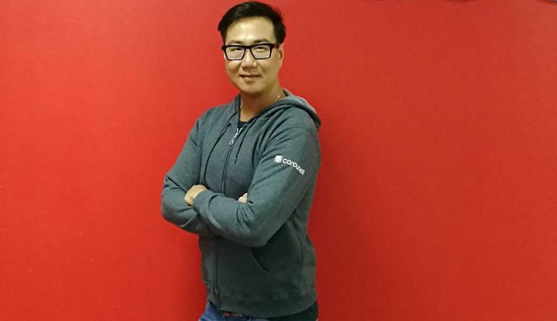 Lewis Ng, COO, Carousell (PHOTO: Carousell)