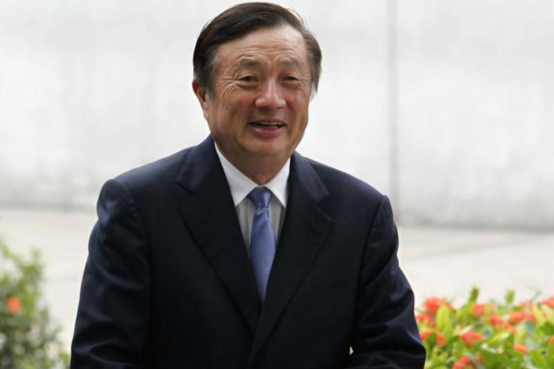 Forget Trump, Will Have Tea at 10 Downing Street: Huawei CEO Ren Zhengfei