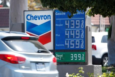 Chevron CEO: Saudi oil strikes won't have much short-term impact on US oil production