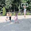 """<p>The <em>Very Cavallari</em> star <a href=""""https://people.com/parents/fathers-day-2021-kristin-cavallari-calls-ex-jay-cutler-the-best/"""" rel=""""nofollow noopener"""" target=""""_blank"""" data-ylk=""""slk:gave a shout out"""" class=""""link rapid-noclick-resp"""">gave a shout out</a> to her ex-husband on Instagram, sharing a photo of the former NFL player shooting hoops with their three kids: sons Camden Jack, 8, and Jaxon Wyatt, 7, plus daughter Saylor James, 5.</p> <p>""""Happy Father's Day to the best,"""" she captioned the shot. The pair split in April 2020 after seven years of marriage, and have been candid about <a href=""""https://people.com/parents/kristin-cavallari-on-co-parenting-her-children-with-ex-jay-cutler/"""" rel=""""nofollow noopener"""" target=""""_blank"""" data-ylk=""""slk:adjusting to co-parenting"""" class=""""link rapid-noclick-resp"""">adjusting to co-parenting</a> in the wake of their split. </p>"""