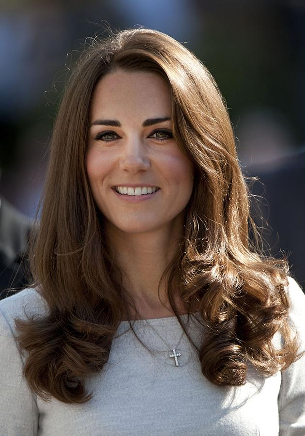 Catherine, Duchess Of Cambridge Hair Tutorials: How To Achieve ...