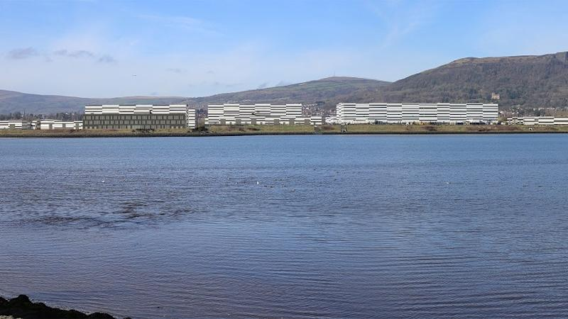 Belfast Harbour seeks to increase film studio complex with £45 million extension