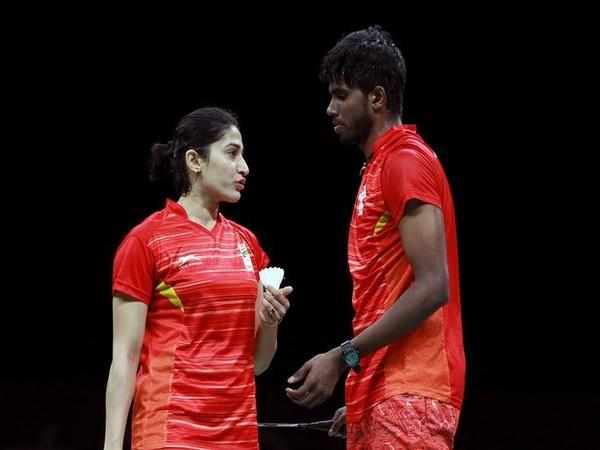 Ashwini Ponnappa and Satwiksairaj Rankireddy (file photo)
