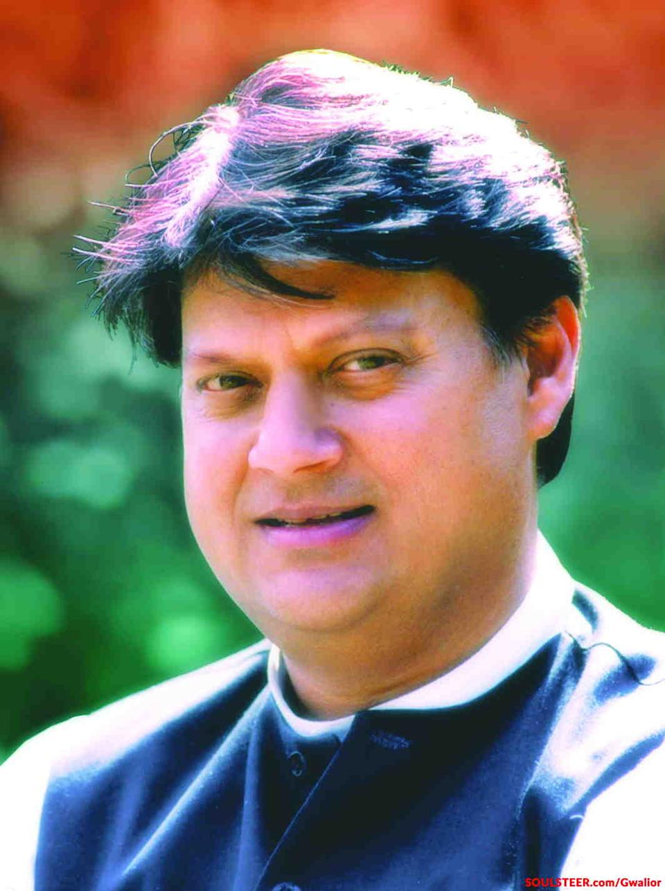 Jyotiraditya Scindia's father, the late Madhavrao Scindia started his political innings as an MP of the Jana Sangh from Guna in 1971, at the age of 26. During the emergency in 1975, he reportedly went to England as he did not want to be imprisoned. Scindia subsequently resigned from the Jana Sangh and returned to India. After winning elections in 1977 as an independent, Scindia moved to Congress in 1980, despite resistance from his family, and won from Guna for the third time. He continued to stand for elections from either Guna or Gwalior, winning each time, hence, widening the ideological differences between him and his mother, Vijay Raje Scindia. However, in 1996, Scindia rebelled against the Congress, after Arjun Singh the then Chief Minister of Madhya Pradesh who was forced to resign due to charges that a lottery scheme his son ran violated the law, compelled Rajiv Gandhi to not take him as the CM. He left the party and formed the Madhya Pardesh Vikas Congress. It became a part of the 13-party United Front Government that formed two governments in 1996 and 1998, defeating Congress candidates in the elections. Scindia returned to Congress in 1998, where he remained and worked as a close confidante of Sonia Gandhi until his untimely death in an air crash in 2001.