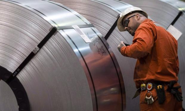 U.S. Poised to Lift Steel, Aluminum Duties on Canada, Mexico