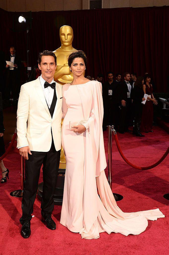 <p>After six years of dating, the couple married in 2012 in Texas. Alves, a former model, and McConaughey have three children together.</p>