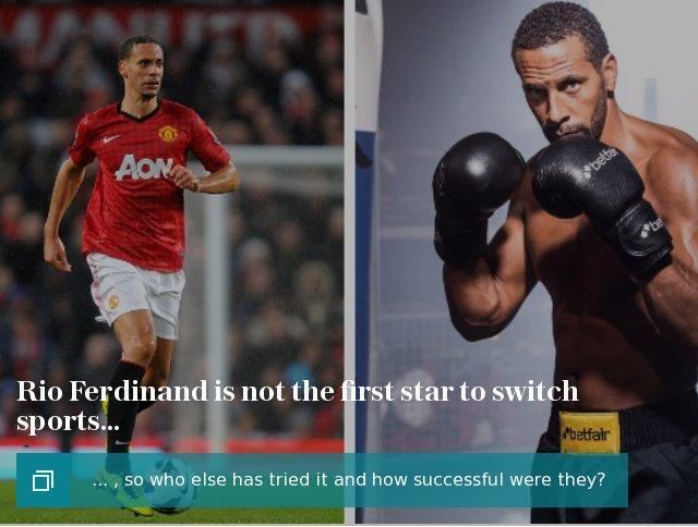 Rio Ferdinand warned he could die in the ring – 'He could get badly hurt and no promoter is going to ­sanction that'