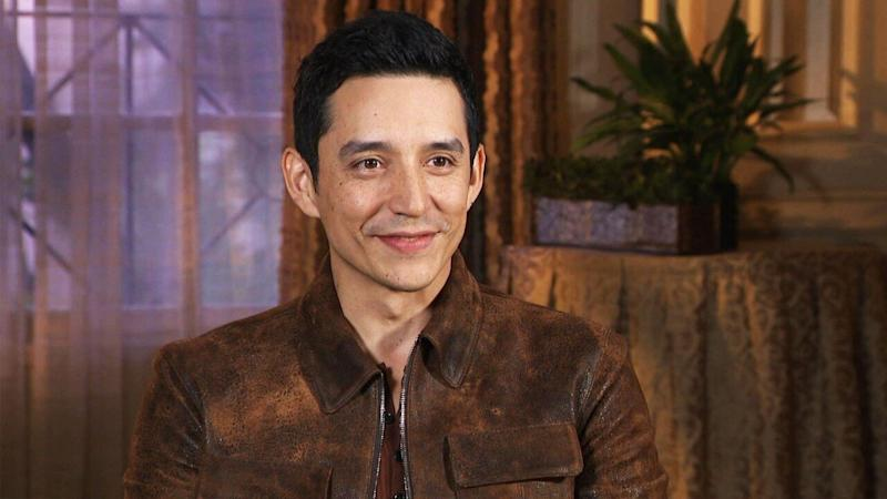 Gabriel Luna Opens Up About His Epic Naked Entrance in 'Terminator: Dark Fate' (Exclusive)