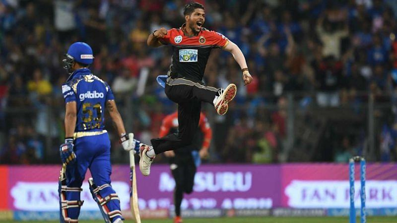 Umesh Yadav played an integral part for RCB last year but failed to make an impact this time around.