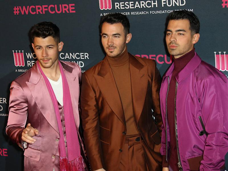 Jonas Brothers celebrate one year since releasing chart-topping comeback hit Sucker