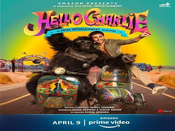 Poster of 'Hello Charlie' (Image Source: Twitter)