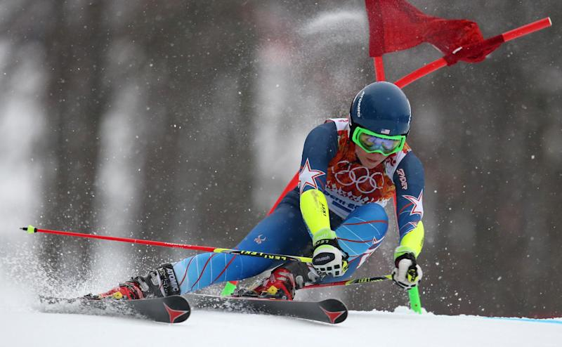 Shiffrin eyes slalom after 5th place finish in GS
