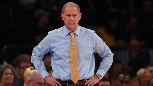 Michigan coach John Beilein is a huge Cardinals fan. There's just one problem with all of this: spring training and March Madness happen at exactly the same time.