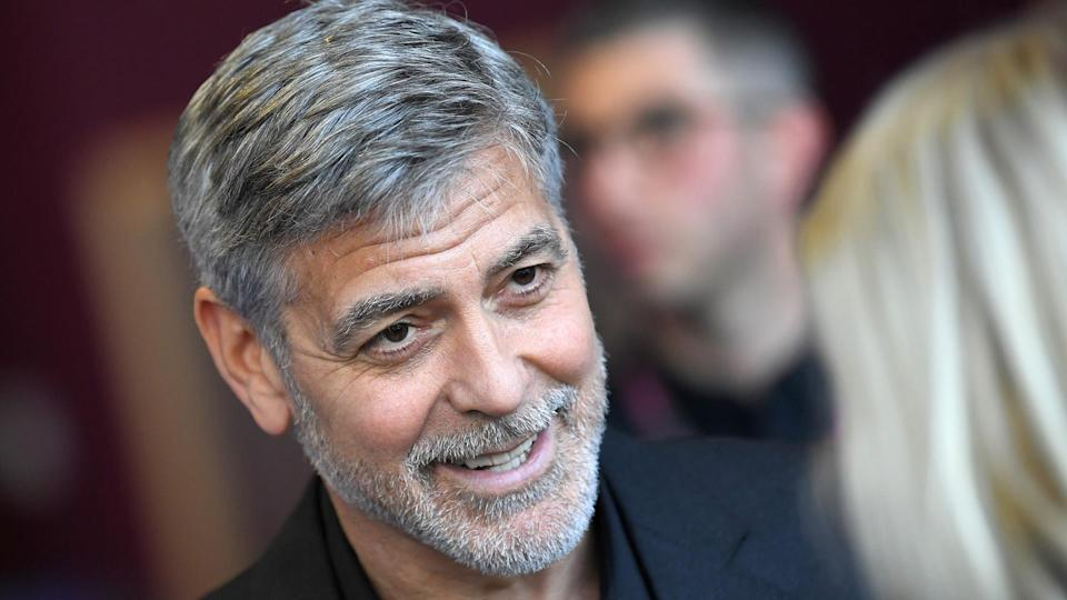 Mandatory Credit: Photo by James Veysey/Shutterstock (10237698z)George Clooney'Catch-22' TV show premiere, London, UK - 15 May 2019.