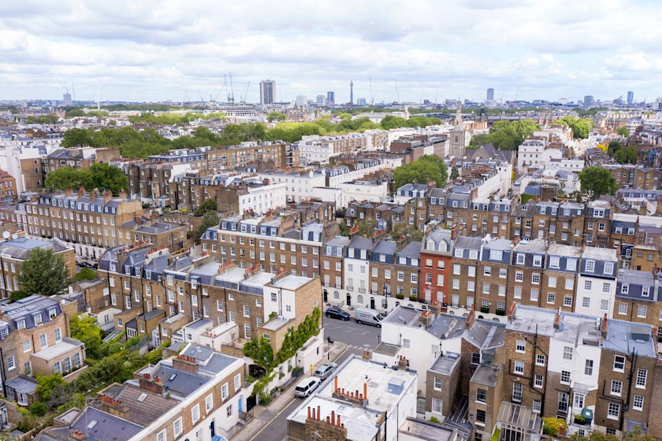 For super-rich Britons, investing in London's most prestigious postcodes has reached near frenzy. (Photo: Chris Gorman via Getty Images)
