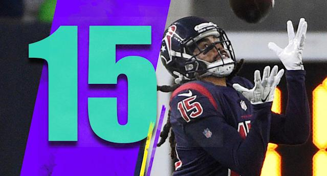 <p>The Will Fuller ACL injury is a concern. Deshaun Watson has shown he's very, very good at throwing the deep ball. Fuller was a perfect match. If the Texans can't replace that, it lessens one of Watson's strengths. (Will Fuller) </p>