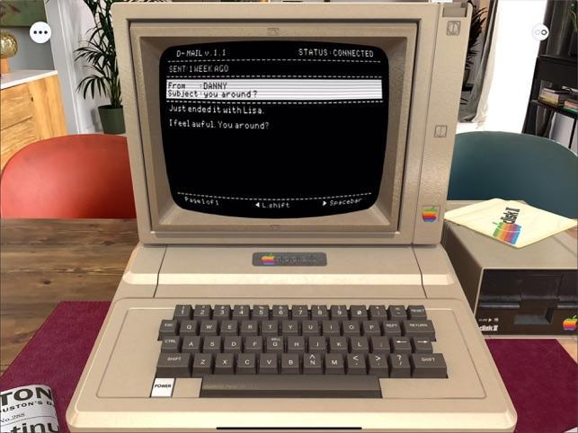 For All Mankind Time Capsule - Apple II