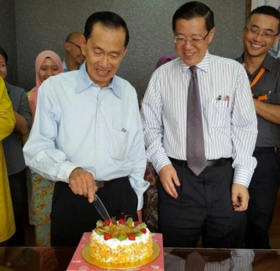 Penang's longest serving private secretary to three chief ministers dies at 83