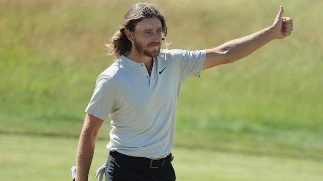 Tommy Fleetwood became the sixth player to shoot 63 at the U.S. Open, and just the second to do it in the final round. But it wasn't quite enough.
