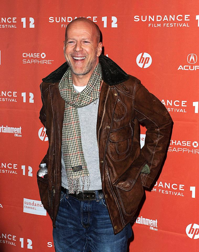 "<p class=""MsoNormal"">Nearly two decades after the birth of his last daughter, Bruce Willis became a proud papa again, this time at age 56, when his wife of three years, Emma Herring, gave birth to daughter Mabel Ray this week. Willis, who was famously married to Demi Moore for 13 years, is also dad to 23-year-old Rumer, 20-year-old Scout, and 18-year-old Tallulah. ""I'm much more proud of being a father than being an actor,"" Willis has said. And we're sure he's looking forward to parenthood hood all over again. </p>"