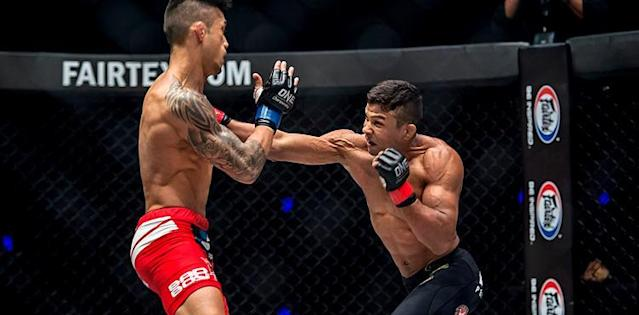 Bibiano Fernandes Extends Winning Streak With Split Decision Victory in Bangkok