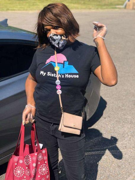 PHOTO: Kayla Gore, co-founder of My Sistah's House based in Memphis, Tennessee. (Courtesy Kayla Gore)