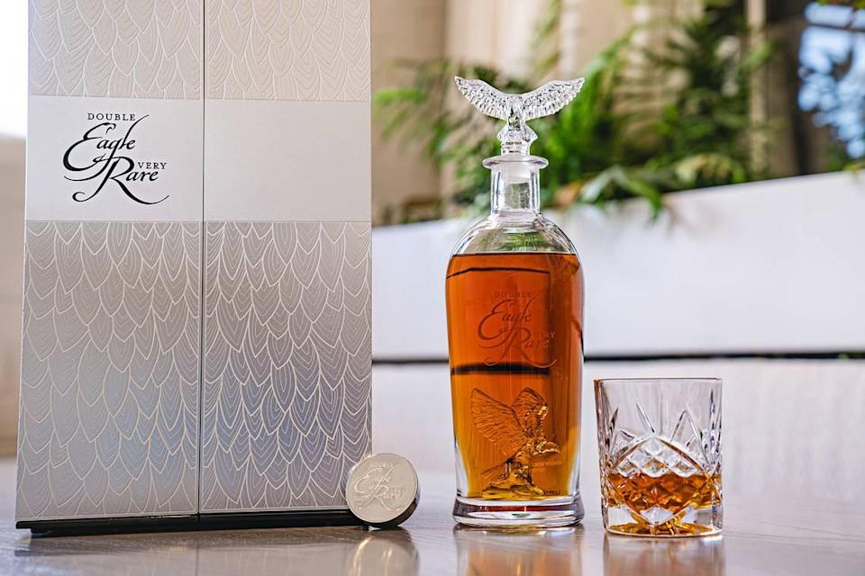Double Eagle Very Rare is one of the oldest and rarest bourbons Buffalo Trace produces, making it a target for online scammers.