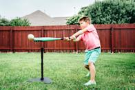 """<p>Getting your kid ready for playing solid ball has long started with teaching them how to hit it off the tee. Be it softball or baseball, T-ball usually comes first. There are a ton of T-ball sets on the market, ranging from toddler Wiffle-ball-style sets to more complex sets that feature things like different hitting points and rubber bases. </p><h3 class=""""body-h3"""">What to Consider</h3><p>The main consideration before buying a T-ball set is to find one that is age-appropriate. The youngest kids will be just fine with a toy set designed to let them get out their naturally chaotic energy by whacking a ball off a stick. There are lots of great options in this category, but I must caution you from personal experience: Do not let your children use a T-ball set inside — your television might take more damage than you'd expect.</p><p>A basic T-ball set that's height-adjustable with a rubber tee is all you need to look for if you want a basic model. The only differentiating elements between sets will be brand recognition, price, and durability of the materials. However, if your kids have a real interest in learning to play ball, you may want to invest in a T-ball set with different zones and hitting points to help them hone their batting and hitting styles.</p><p>Our guide to the best T-ball sets offers options for every family and age group in a variety of styles and price points. So whether it's to distract your toddler who keeps using anything and everything as a bat or your 6-year-old who wants to play softball in the Summer Olympics in 2032, we have the tee for you.</p>"""