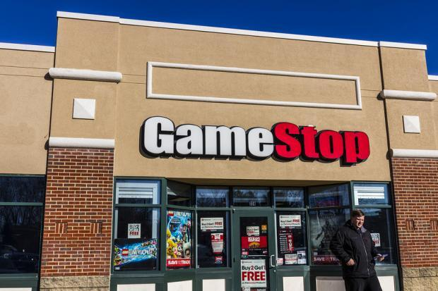 GameStop Gains From Collectibles Business Despite Soft Comps
