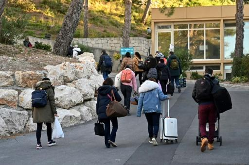 A total of 181 people were quarantined in a holiday resort in southern France after being repatriated from coronavirus-hit China