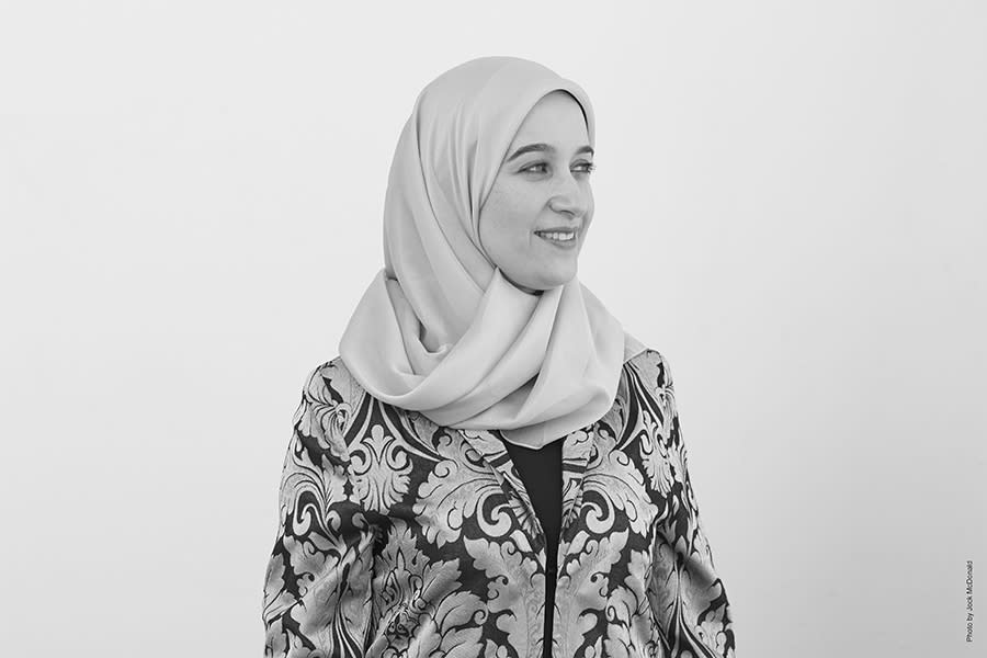 Mental health therapist Hadia Zarzour wants to motivate women to do anything or be anyone they want. (Photo: Jack McDonald/courtesy of Perricone MD)