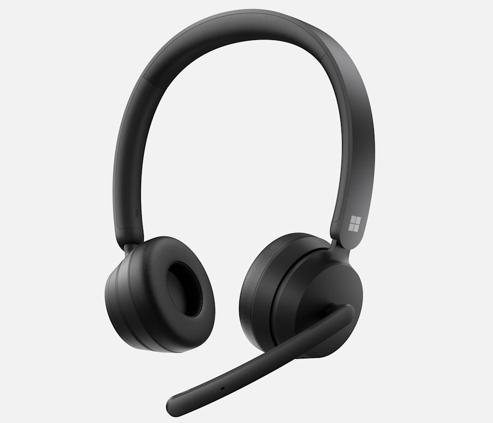 Microsoft wireless headset