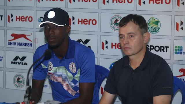 The Mohun Bagan coach mentioned that the team was tired after a gruesome journey from Kashmir…