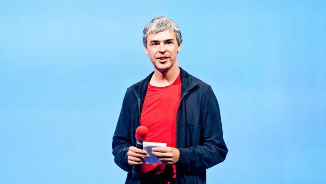 Co-founder Google, Larry Page - Kredit: Wired/Alex Washburn t