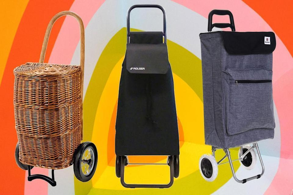 (Best shopping trolleys)