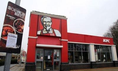 KFC goes back to old supplier after restaurant delivery crisis