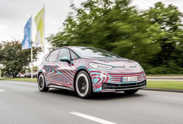 VW to unveil first car built on MEB electric platform at IAA