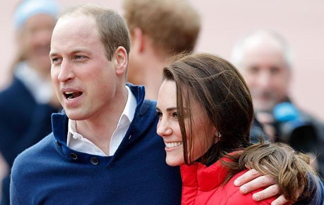 Prince William and Kate dated for four years before Kate was introduced to the queen at a royal wedding. Photo: Getty images