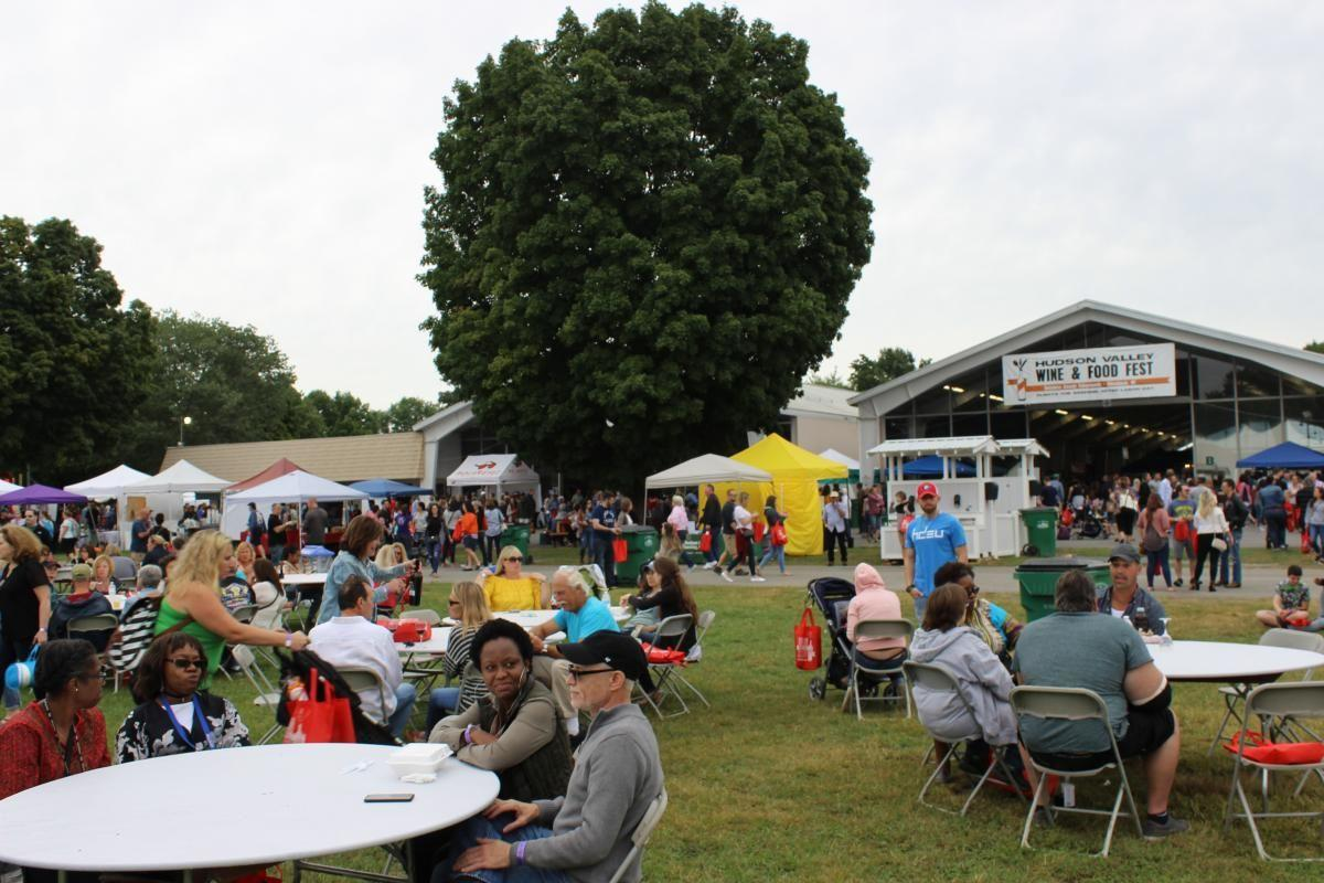 """<p><strong>Date:</strong> September 7 & 8, 2019<strong><br>Location: </strong>Duchess County Fairgrounds, Rhinebeck, New York<strong><br>Admission: </strong>$7-$35</p><p> This booze-filled fall festival features wineries, breweries, distilleries, and cideries, and a taste-testing ticket is only $35. Plus, the festival brings in gourmet foods and food trucks. Who's going to be the designated driver?</p><p><a class=""""body-btn-link"""" href=""""https://www.hudsonvalleywinefest.com/"""" target=""""_blank"""">Learn More</a></p>"""