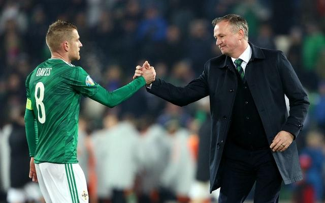 Steven Davis' missed penalty proved costly (Liam McBurney/PA)