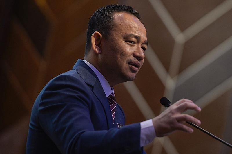 Education Minister Maszlee Malik said May 19, 2019 that he has rejected the proposal by MBM for the special subject to be introduced alongside Islamic Studies. — Picture by Shafwan Zaidon